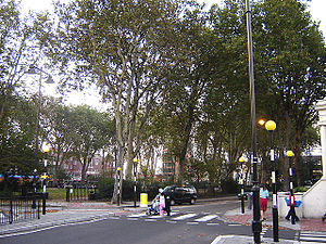 Newington Green - Image: Newington green islington