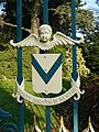 Newport Coat of Arms, Belle Vue Park - geograph.org.uk - 705327.jpg