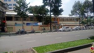 Nguyễn Thái Học - Image: Nguyenthaihoceshcmc