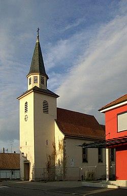 Niffer, Eglise Saint-Ulrich 1.jpg