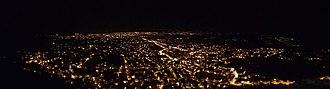 Nador - Great Nador by night.