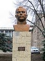 Nikolay Pakhomov bust in Melitopol (Zaporizhia Oblast, Ukraine).JPG