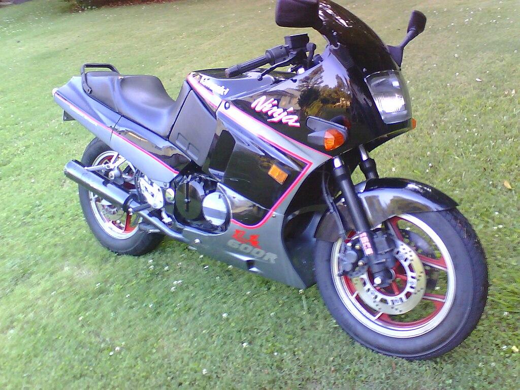 Kawasaki Zxr Tire Size