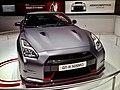 Nissan GT-R Nismo, GIMS 2014 (Ank Kumar, Infosys) 04.jpg