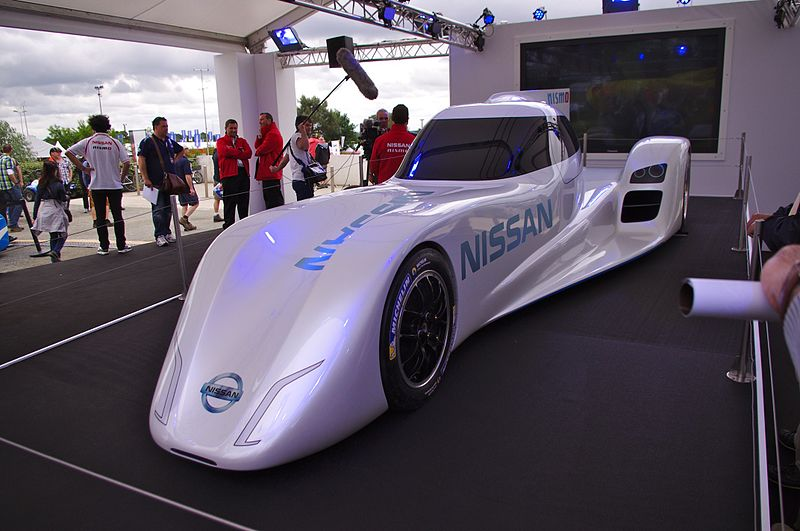 ファイル:Nissan ZEOD RC 2013 24 Hours of Le Mans.jpg
