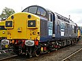 No.37087 Keighley & Worth Valley Railway (Class 37) (6163800365) (2).jpg
