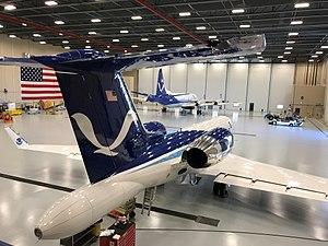 Lakeland Linder Regional Airport - NOAA 42 and NOAA 49 inside NOAA's AOC at LAL