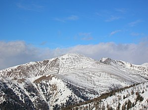 Noric Alps - Rosennock summit