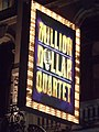 Noel Coward Theatre - St Martins Lane, London - Million Dollar Quartet - sign (6444137793) (2).jpg