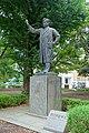 Noguchi Hideyo by Yoshida Saburo - Ueno Park - Tokyo, Japan - DSC08031.jpg