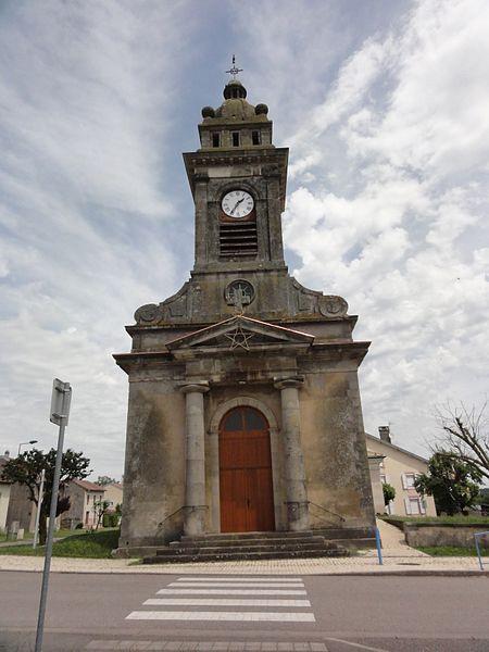 Nonhigny (M-et-M) église