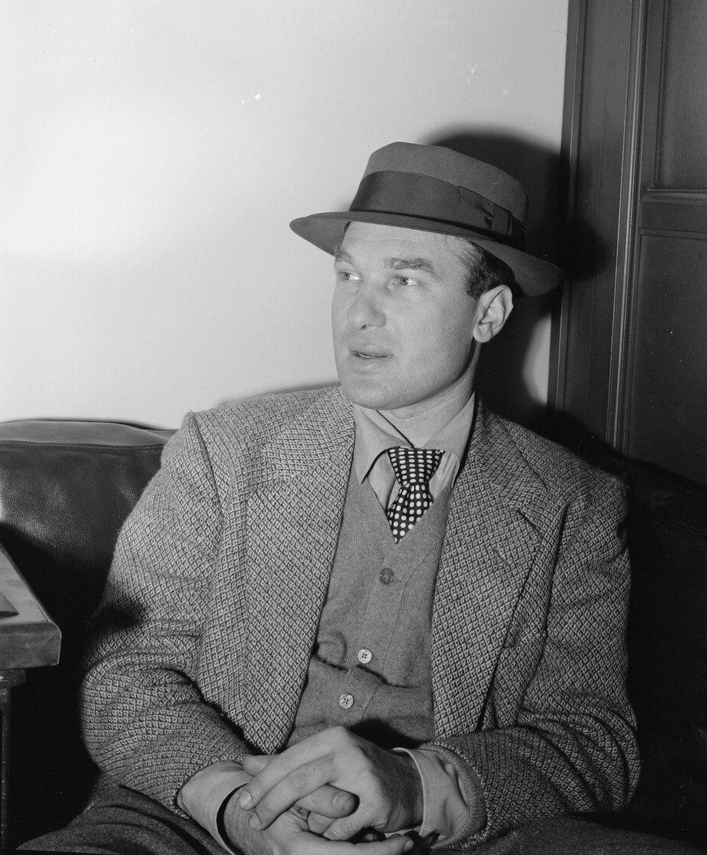 Norman Granz, ca. Nov. 1947