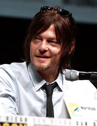 The Walking Dead (season 4) - Norman Reedus (Daryl Dixon)