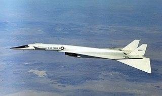 North American XB-70 Valkyrie Prototype supersonic strategic bomber