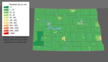North Dakota  Wikipedia