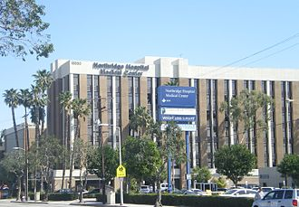 Northridge Hospital Medical Center - Image: Northridge Hospital