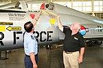 Northrop F-5A Dedication (8182957603).jpg