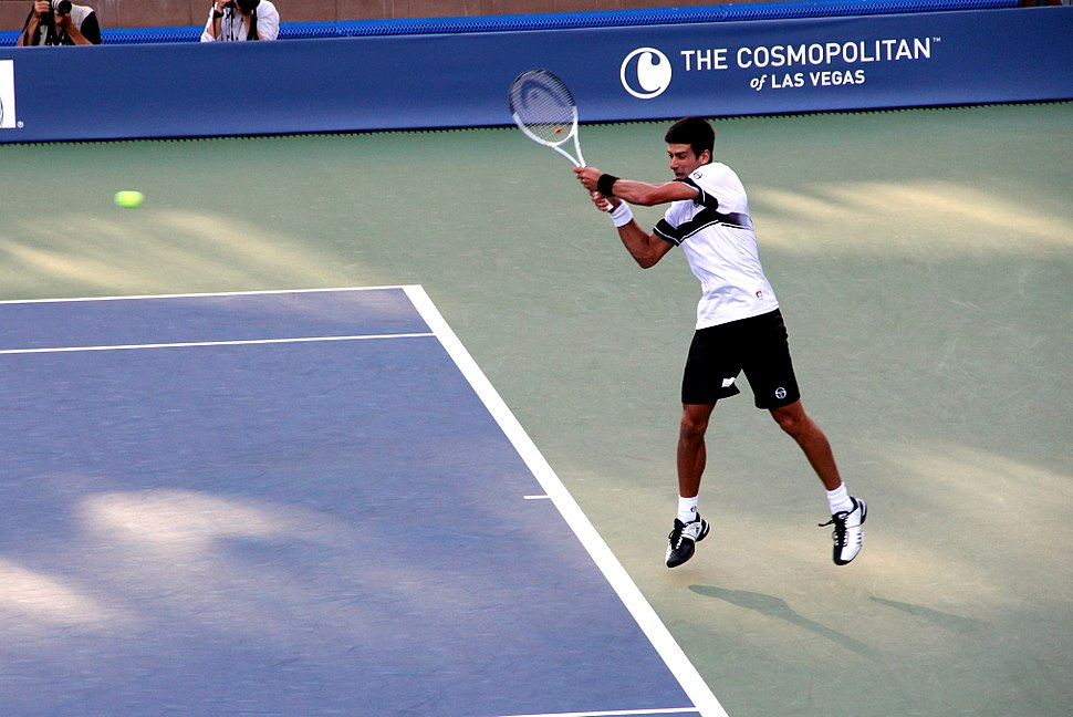 Novak %C4%90okovi%C4%87 at the 2010 US Open 02
