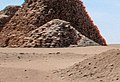 Nuri Pyramid XVI King Talakhamani rc 2nd half 5th cent BCE (ruins in the forefront).jpg