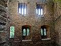 Oberkirch, Schauenburg, inneres des Wohnturms nebst der Mantelmauer 2.jpg