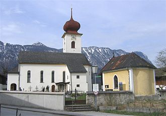 Langkampfen - Image: Oberlangkampfen St.Georg 1