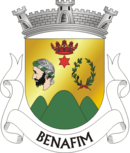 Of Benafim parish, Loulé municipality (Portugal).png
