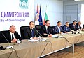 Official visit of President Rumen Radev to the Republic of Serbia 2018 25.jpg