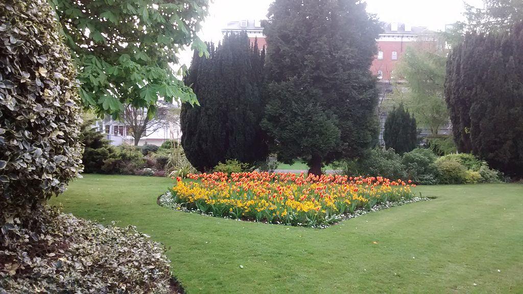 Ogród zamkowy