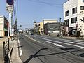 Oita Prefectural Road No.23 near Nakatsu Station.jpg