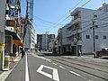 Okayama Electric Tramway Chunagon Tram Stop - panoramio.jpg