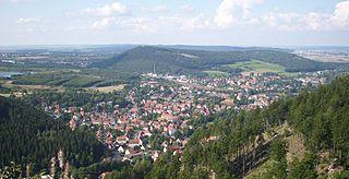 Oker (Goslar) District of Goslar in Lower Saxony, Germany