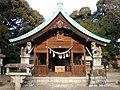 Okusa Hachimangu 2.JPG