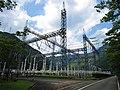 Okutataragi power station substation.jpg