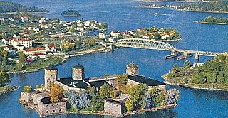 Savonlinna Municipality in Southern Savonia, Finland
