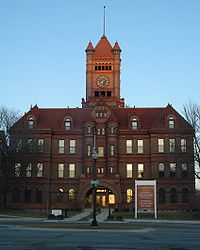 Old DuPage County Courthouse