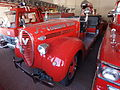 Old Ford fire engine of the fire department of Bombeiros Santa Comba Dao, Portugal pic1.JPG