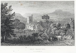 Old Radnor, Radnorshire