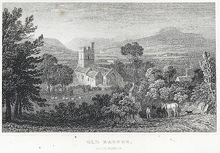 Old Radnor, Radnorshire