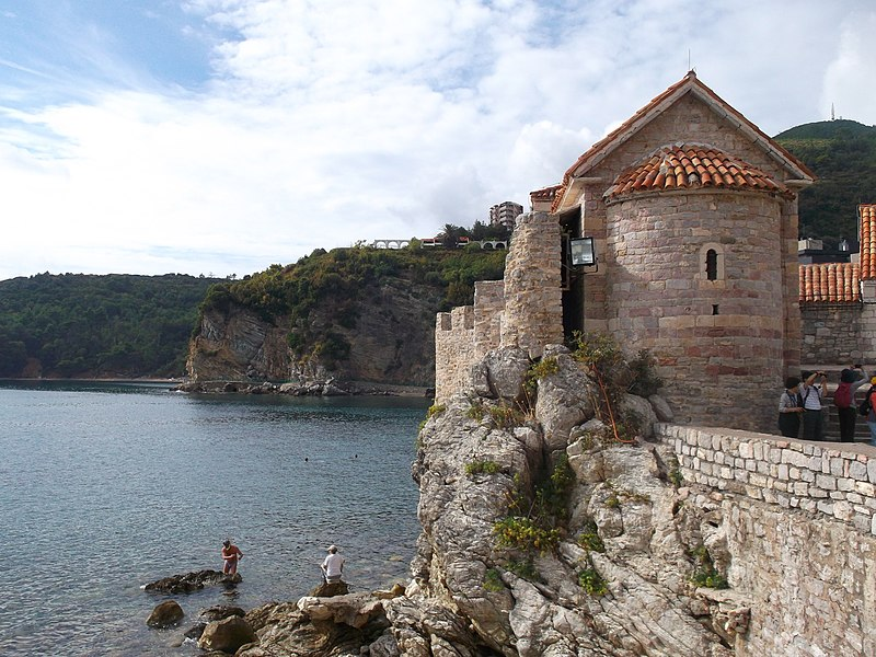 File:Old Town, Budva, Montenegro - panoramio (43).jpg