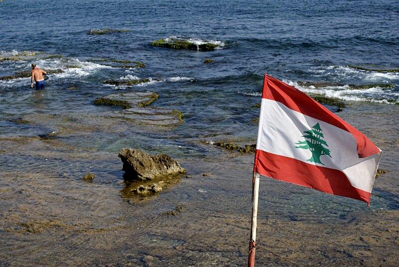 https://upload.wikimedia.org/wikipedia/commons/thumb/4/46/Old_man_sea_Lebanon_flag.jpg/800px-Old_man_sea_Lebanon_flag.jpg