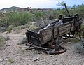Old wagon at Old Tucson.jpg