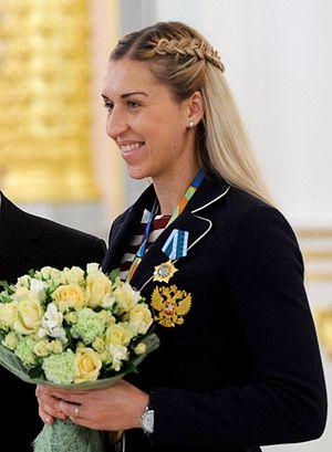 Olga Akopyan - Akopyan in 2016