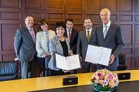 Olga Sirakova WIPO and AIPPI Sign Memorandum of Understanding.jpg