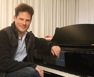 Oliver Schnyder Swiss classical pianist