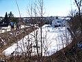 Olovnice, zamrzlý rybník.jpg
