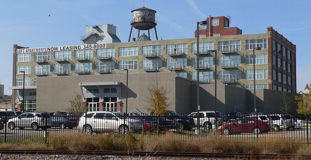 Omaha Ford Motor Company Assembly Plant Wikipedia - Ford omaha