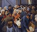 On the market, Brabant by Heinrich Marten Krabbé.jpg
