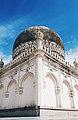 One of the tombs of Qutb Shahi Tombs.jpg