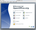 OpenOffice.org 3.1 Screenshot unter KDE4.png