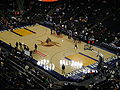 Oracle Arena basketball court 2.JPG